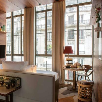 Brach Hotel by Starck / Paris