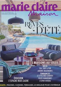 MARIE CLAIRE MAISON : Août 2019